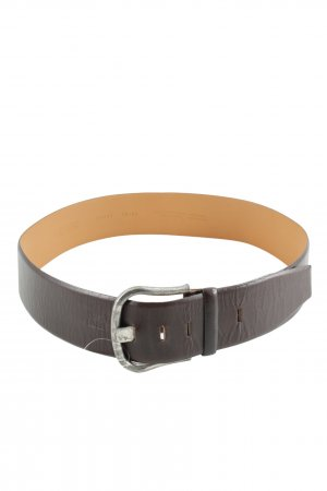 Cinque Leather Belt brown casual look