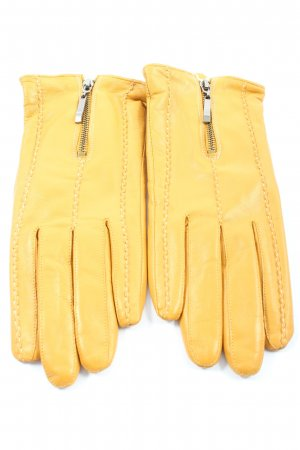 Cinque Leather Gloves primrose casual look