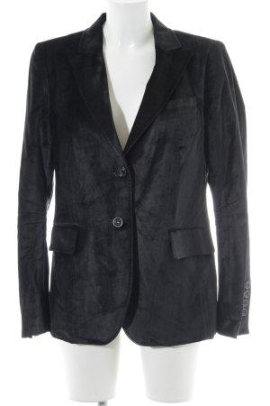 Cinque Long-Blazer schwarz Business-Look