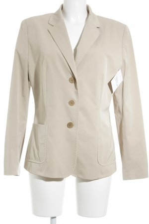 Cinque Long-Blazer beige Business-Look