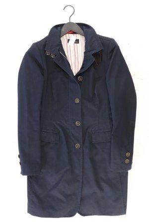 Cinque Płaszcz niebieski-niebieski neonowy-ciemnoniebieski-błękitny Bawełna