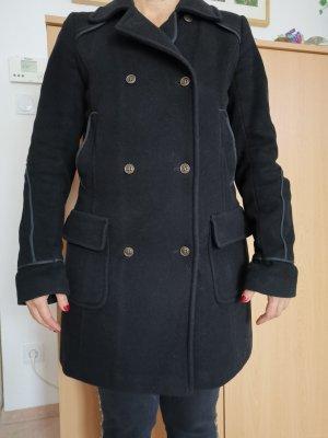 Cinque Mantel Kurzmantel schwarz 38