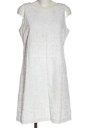 Cinque Mini vestido blanco look casual