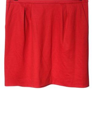 Cinque Minifalda rojo elegante