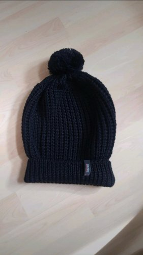 Cinque Knitted Hat black