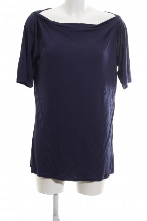 Cinque Oversized Shirt blue casual look