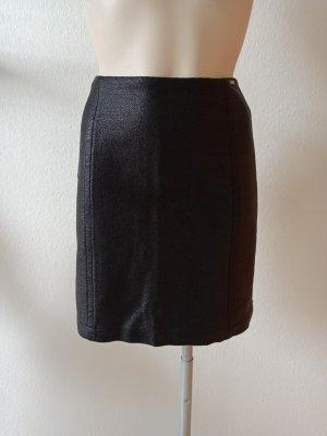 Cinque Mini-jupe noir
