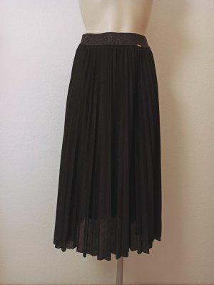 Cinque Pleated Skirt black