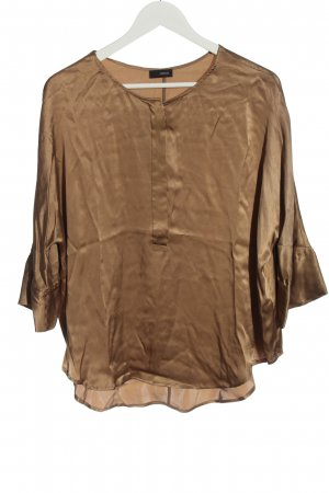 Cinque Slip-over Blouse brown casual look