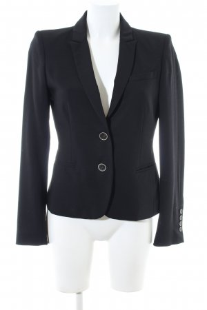 Cinque Smoking-Blazer schwarz Business-Look