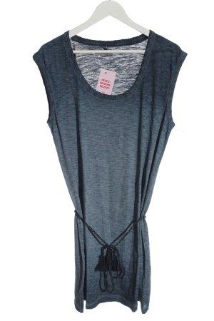 Cinque Sommerkleid blau meliert Casual-Look