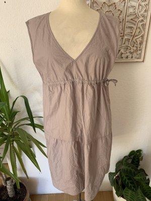Cinque Pinafore dress mauve