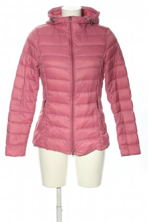 Cinque Quilted Jacket pink quilting pattern casual look