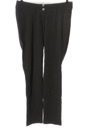 Cinque Jersey Pants light grey flecked casual look