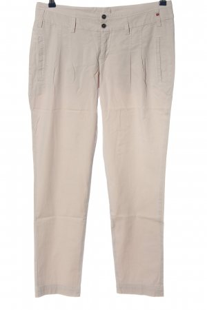 Cinque Jersey Pants natural white casual look