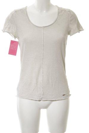 Cinque T-Shirt weiß schlichter Stil