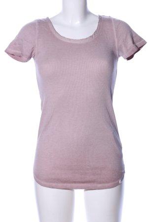 Cinque T-Shirt lila Casual-Look