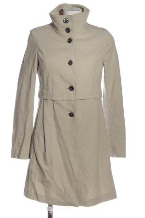 Cinque Abrigo de entretiempo blanco puro look casual