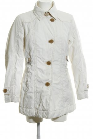 Cinque Kurtka zimowa biały-brąz W stylu casual