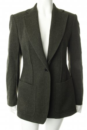 Cinque Wool Blazer forest green flecked classic style