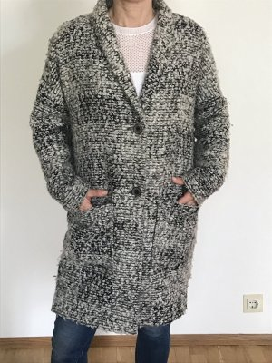 clinique Wool Coat multicolored wool