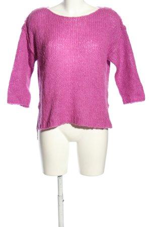 Cinque Wollpullover pink Casual-Look