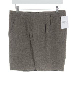 Cinque Wollen rok grijs-bruin zakelijke stijl