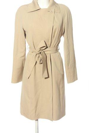Cinzia Rocca Duffle-coat blanc cassé style décontracté