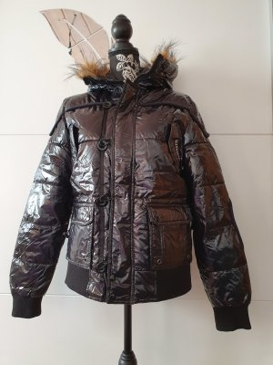 Cipo & Baxx Winter Jacket black