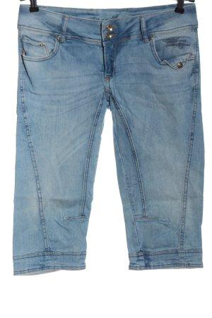 Cipo & Baxx Jeans a 3/4 blu stile casual
