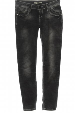 Cipo & Baxx Low Rise Jeans black casual look