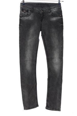 Cipo & Baxx Jeansy biodrówki czarny W stylu casual