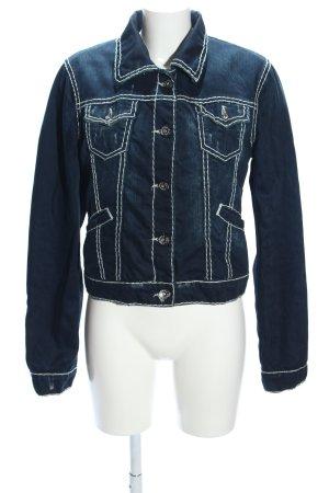 Cipo & Baxx Denim Jacket blue casual look
