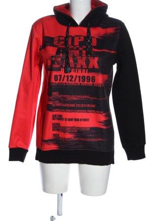 Cipo & Baxx Kapuzensweatshirt