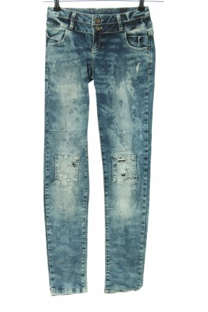 Cipo & Baxx Jeans slim fit blu stile casual