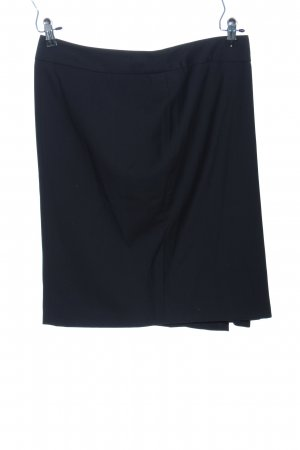 Circle of Gentlemen Pencil Skirt blue business style