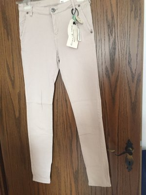 Circle of Trust Drainpipe Trousers oatmeal