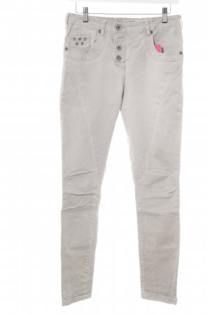 Circle of Trust Carrot Jeans cream casual look