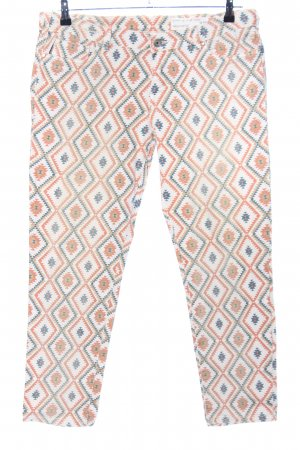 Circle of Trust Skinny Jeans graphic pattern casual look