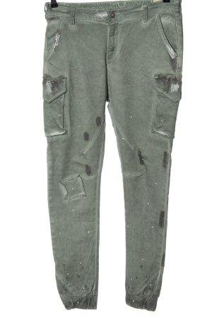 Circle of Trust Slim Jeans khaki casual look