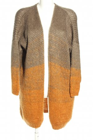 Circle of Trust Cardigan brown-light orange casual look