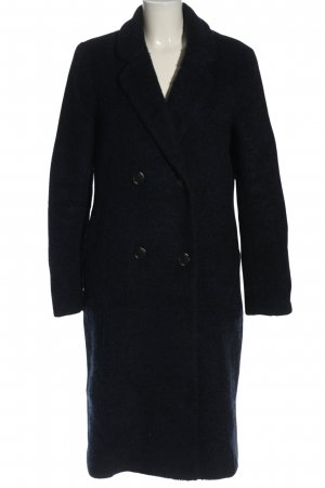 Circle of Trust Winter Coat blue casual look