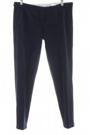 Circolo Stoffhose blau Business-Look