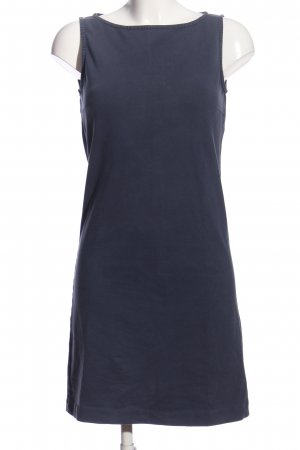 Circolo Stretchkleid blau Casual-Look