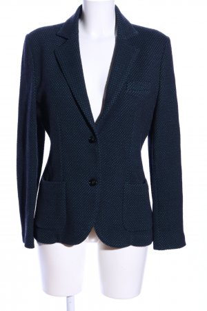 Circolo Tweedblazer grün Business-Look