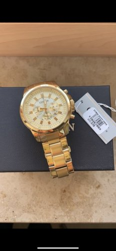 Citizen Watch With Metal Strap gold-colored