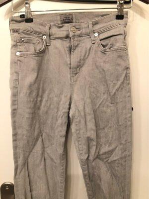 Citizens of Humanity Jeans elasticizzati grigio chiaro