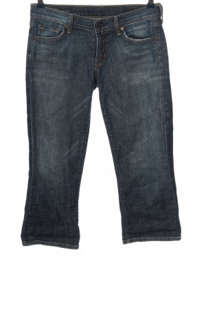 Citizens of Humanity 3/4 Length Jeans blue casual look