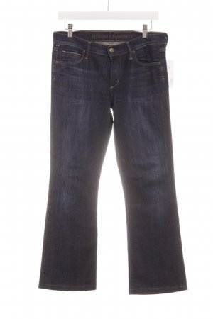 "Citizens of Humanity Boot Cut Jeans ""Amber"" dunkelblau"