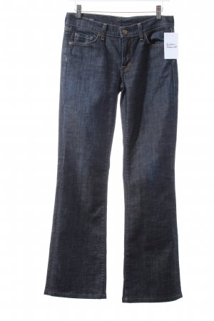 Citizens of Humanity Boot Cut Jeans dark blue casual look